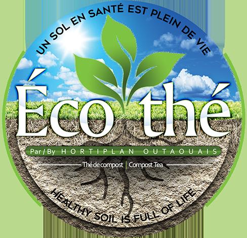 ÉcoThé est le thé de compost oxygéné par Hortiplan Outaouais