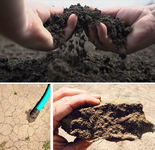 Votre sol il est comment?